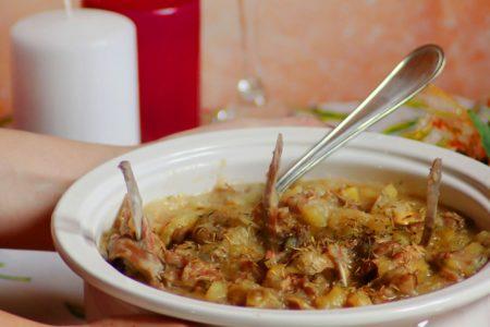Irish Stew per pranzo