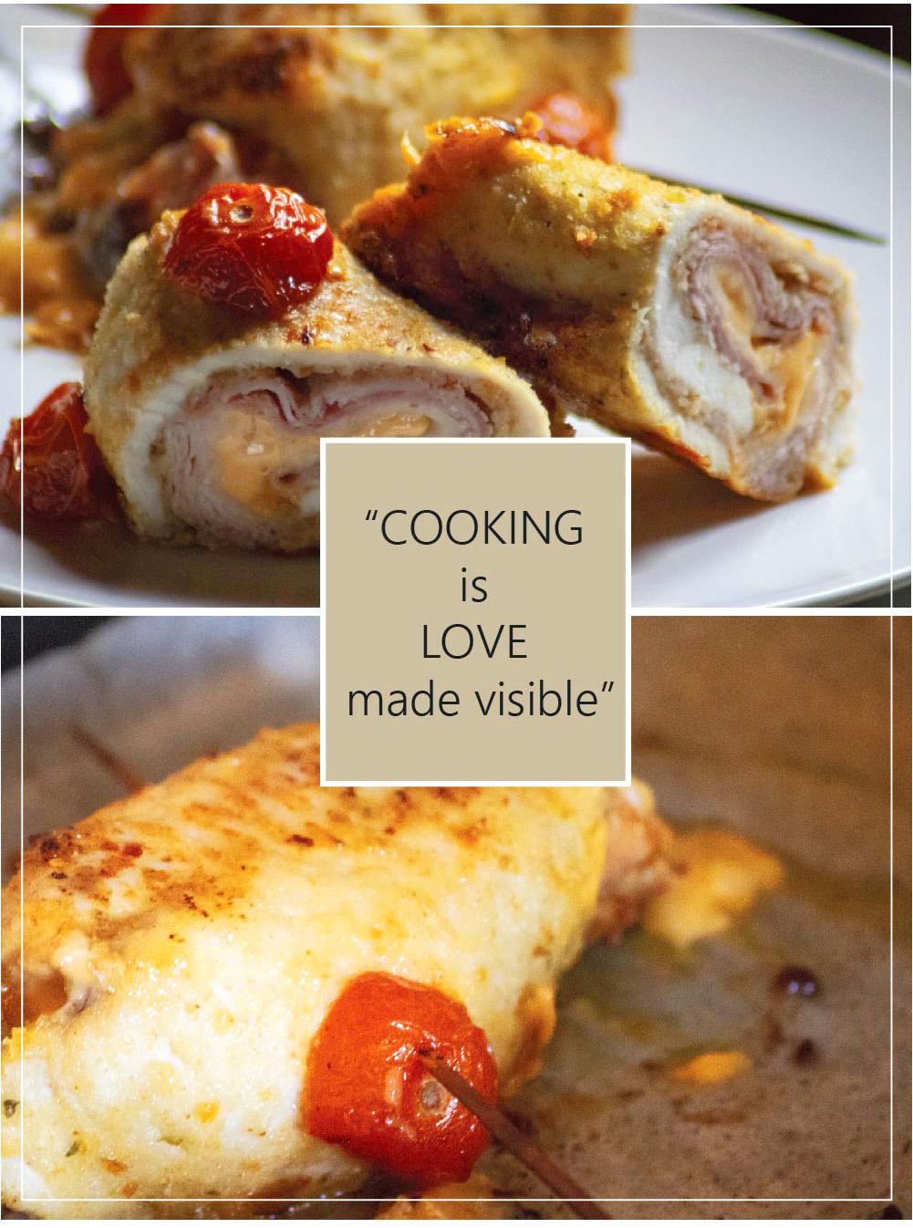 La ricetta del Petto di Pollo imbottito: un secondo piatto alternativo