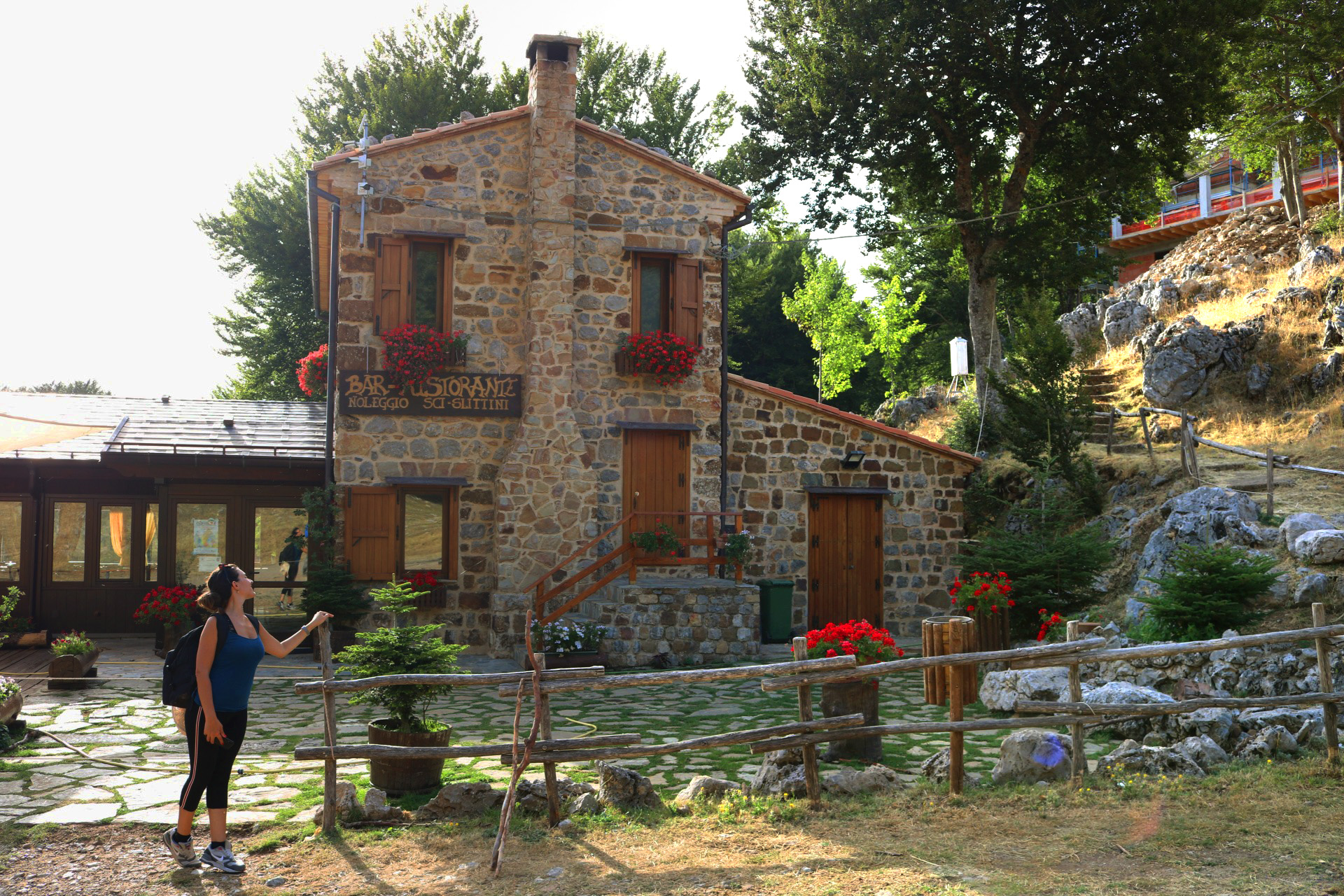 Petralia Soprana tour