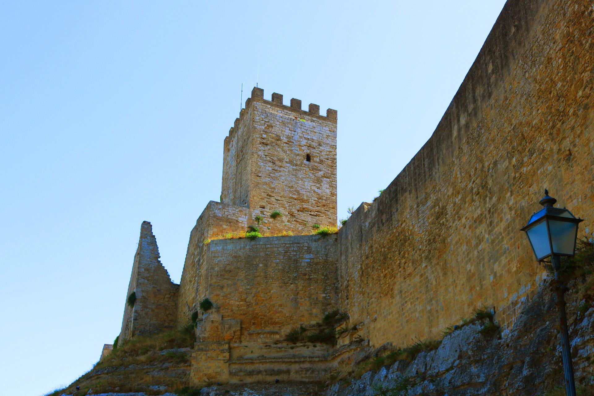 Castello Lombardia di Enna