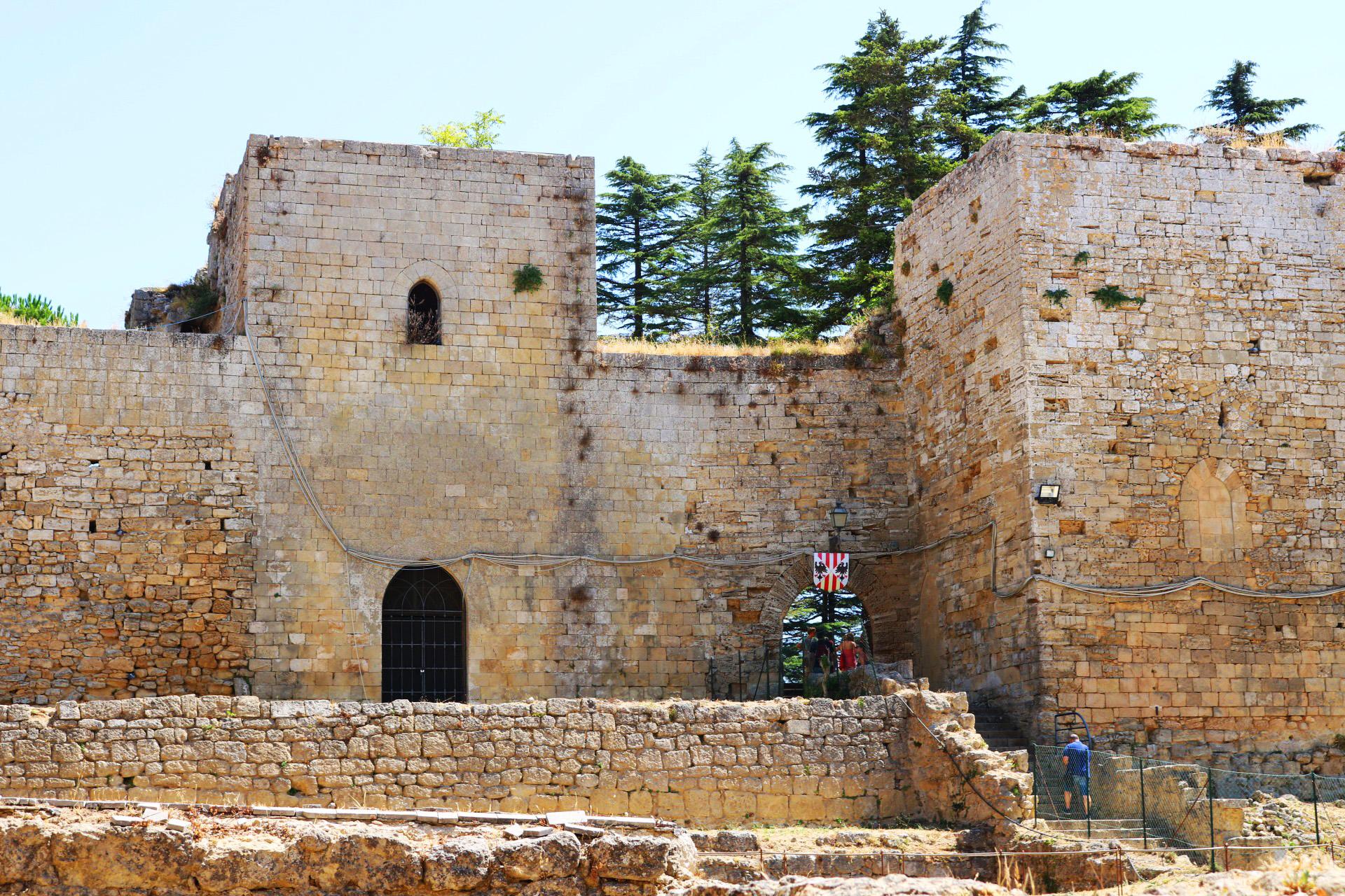 Castello di Enna