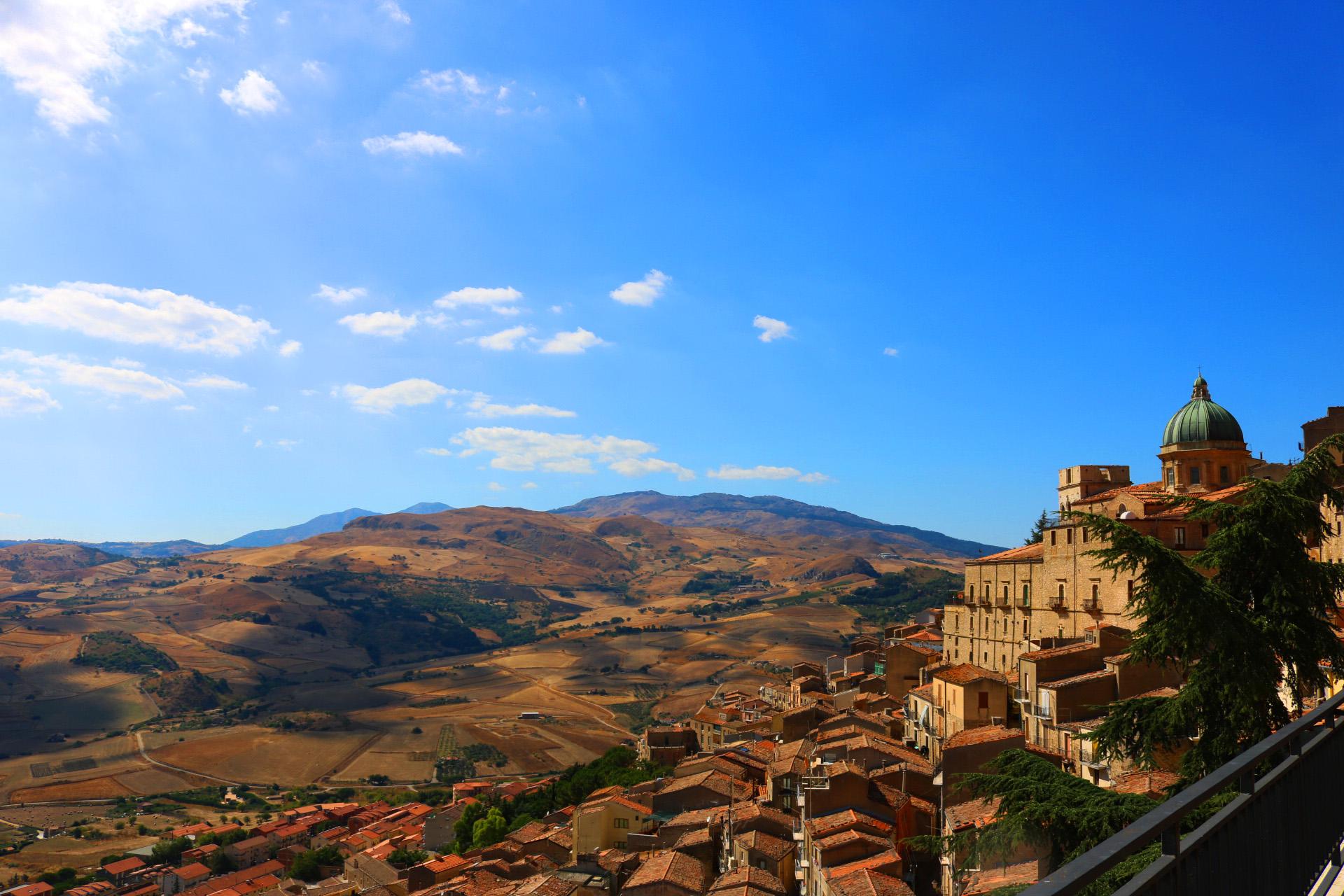 Gangi il borgo più bello d'Italia 2014