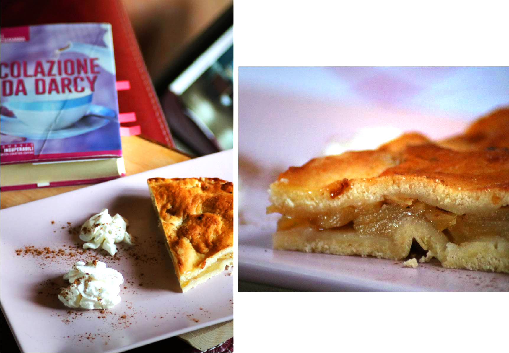 Colazione da Darcy: ai confini dell'Irlanda con un'Irish Apple Pie