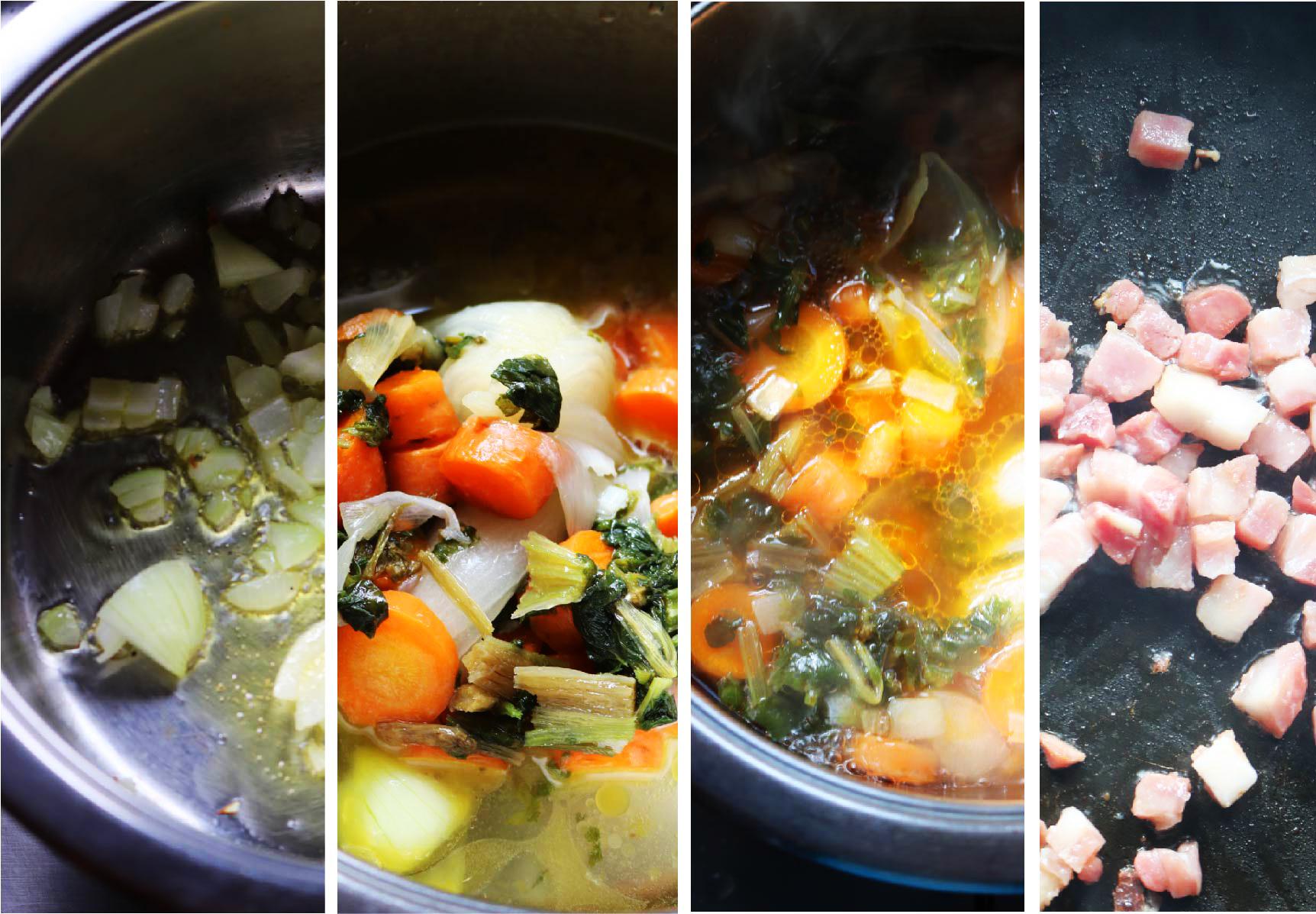 Come usare il brodo vegetale: un Primo piatto caldo e autunnale