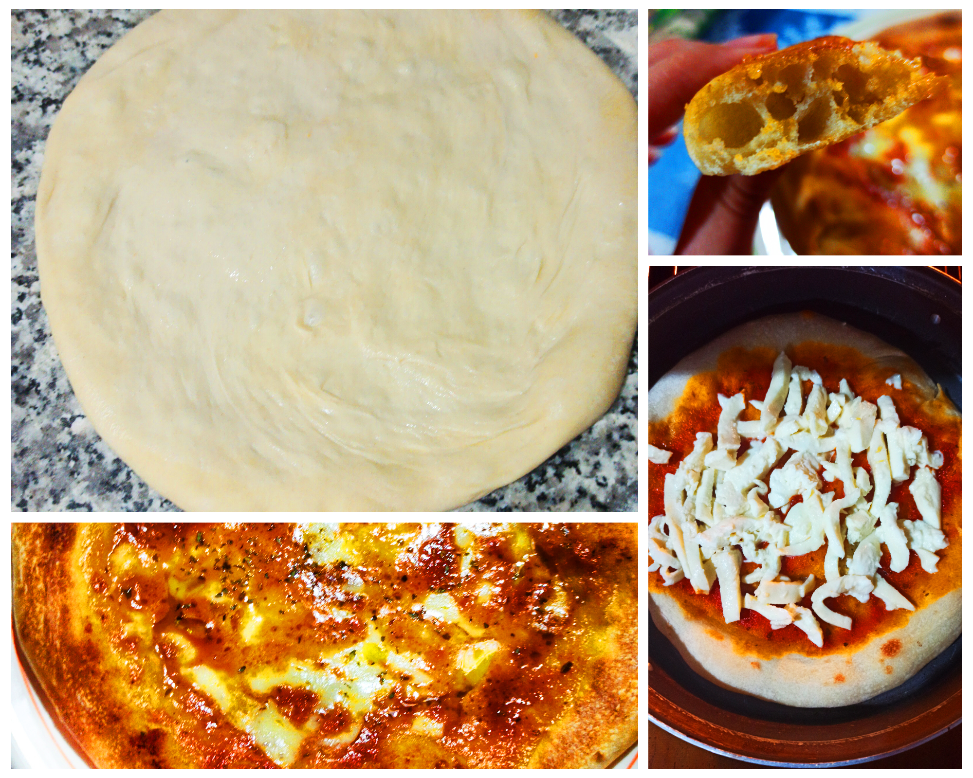 La ricetta della pizza napoletana di Davide Civitiello