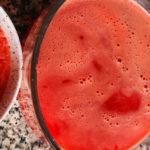 Crostata con gelo di mellone