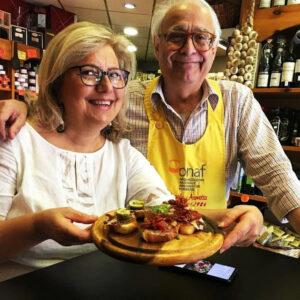 Gino e Teresa Armetta